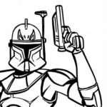 Star Wars Boyama Sayfaları