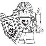 13 Süper Lego Nexo Knights Boyama Sayfaları