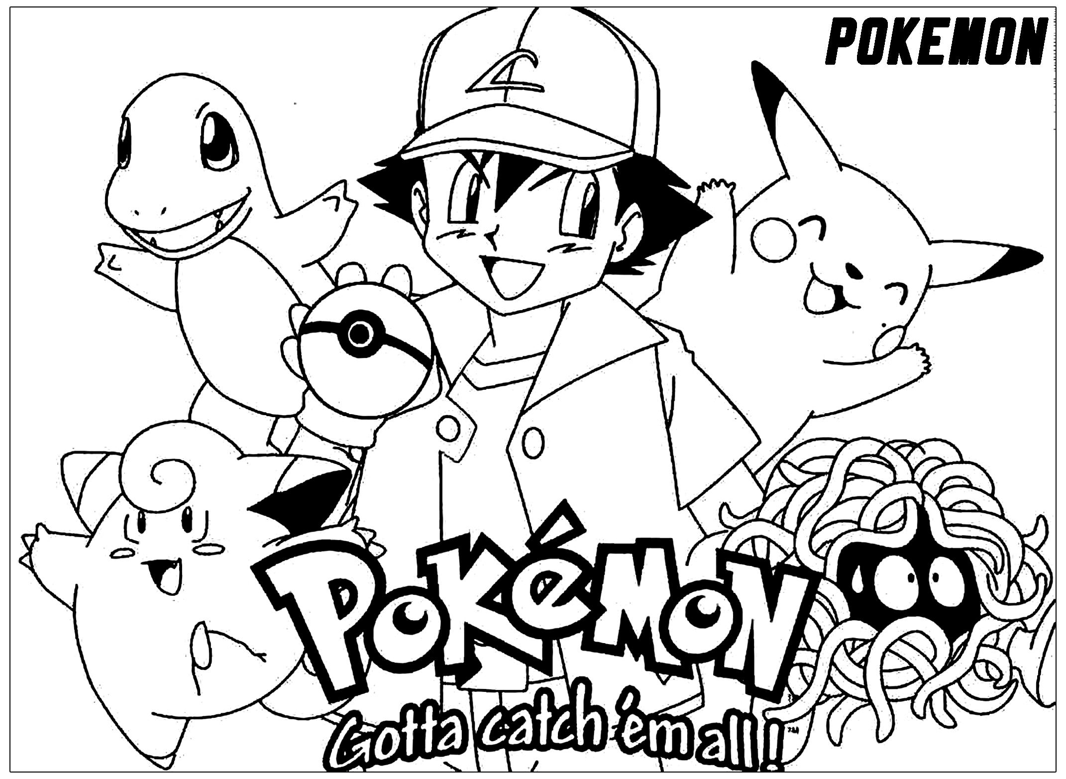 pokemon ausmalbilder pdf  mocksure