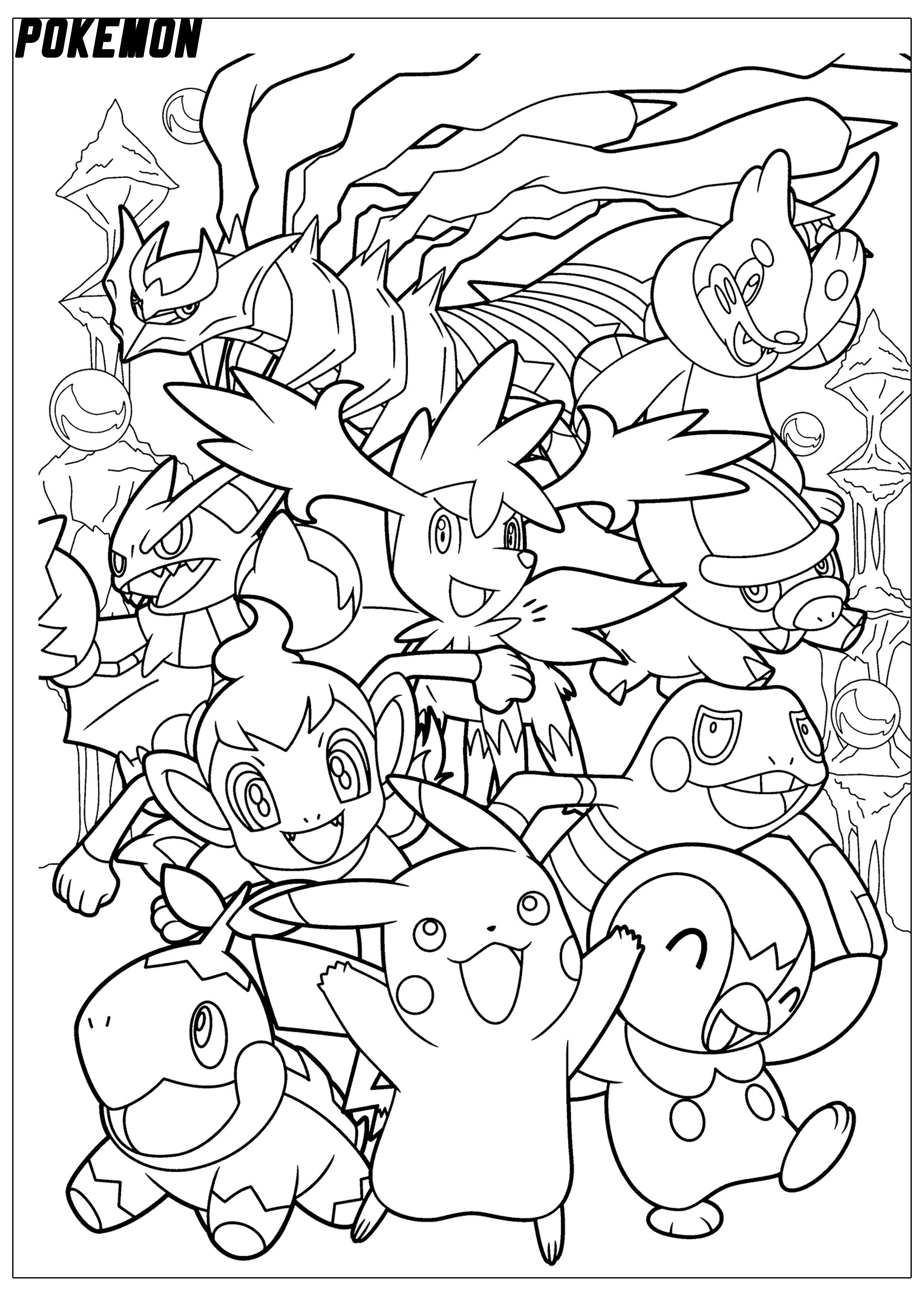 pokemon ausmalbilder kostenlos malvorlagen windowcolor zum