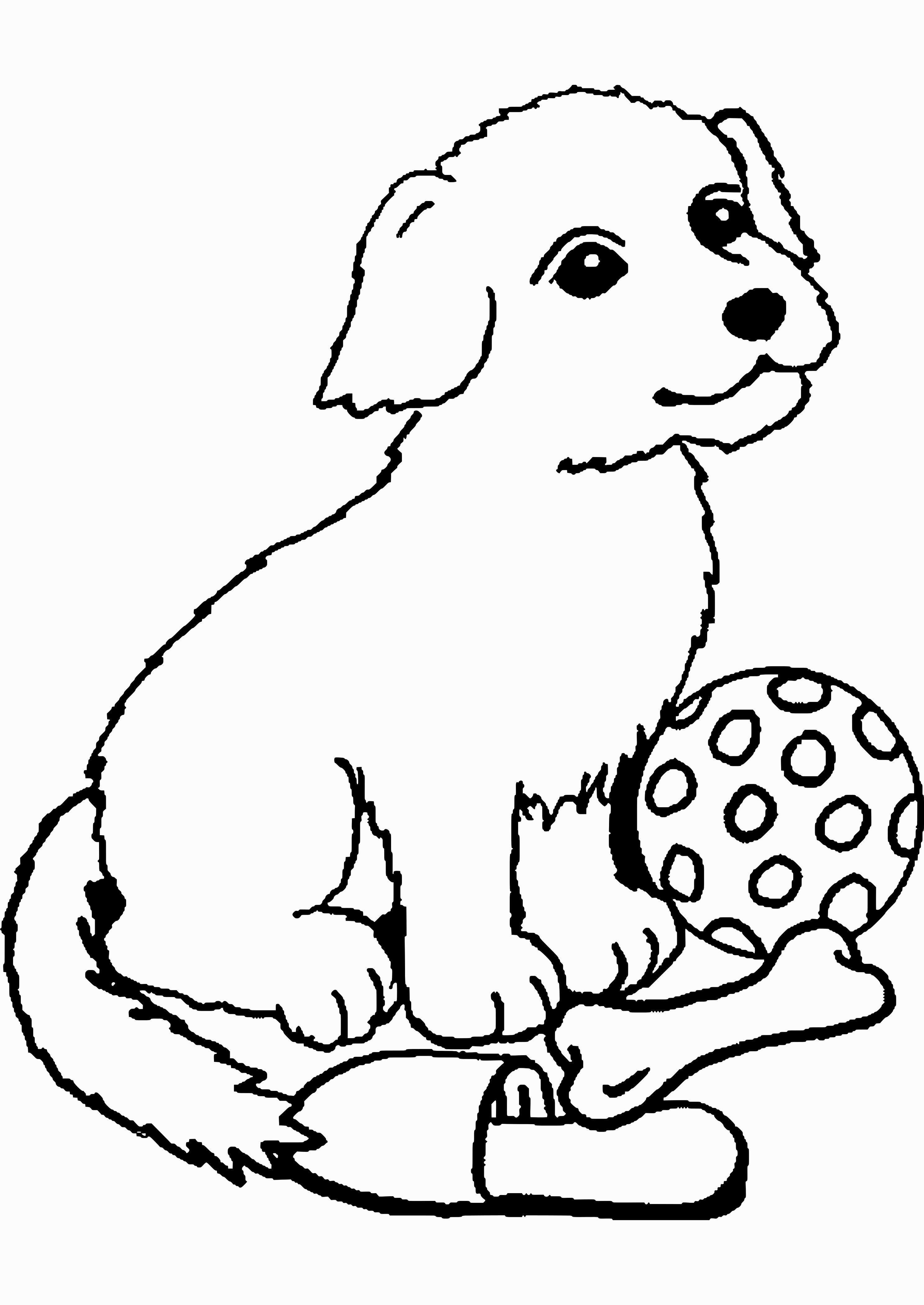 Hunde Ausmalbilder Kostenlos Malvorlagen Windowcolor zum Drucken