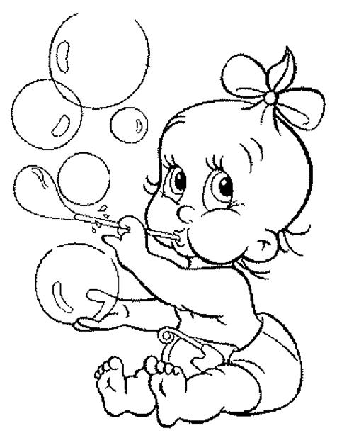 Baby Ausmalbilder Kostenlos Malvorlagen Windowcolor Zum Drucken
