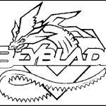 Desenhos do Beyblade para colorir