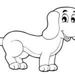 раскраски охотничья собака
