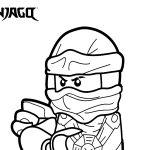 Desenhos do Lego Ninjago para colorir