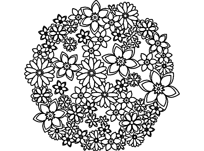 1354 malvorlagen mandala herz schwer  coloring and