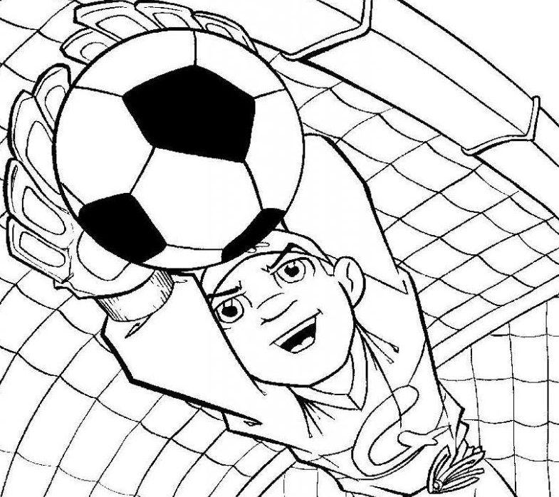 fußball ausmalbilder kostenlos malvorlagen windowcolor zum