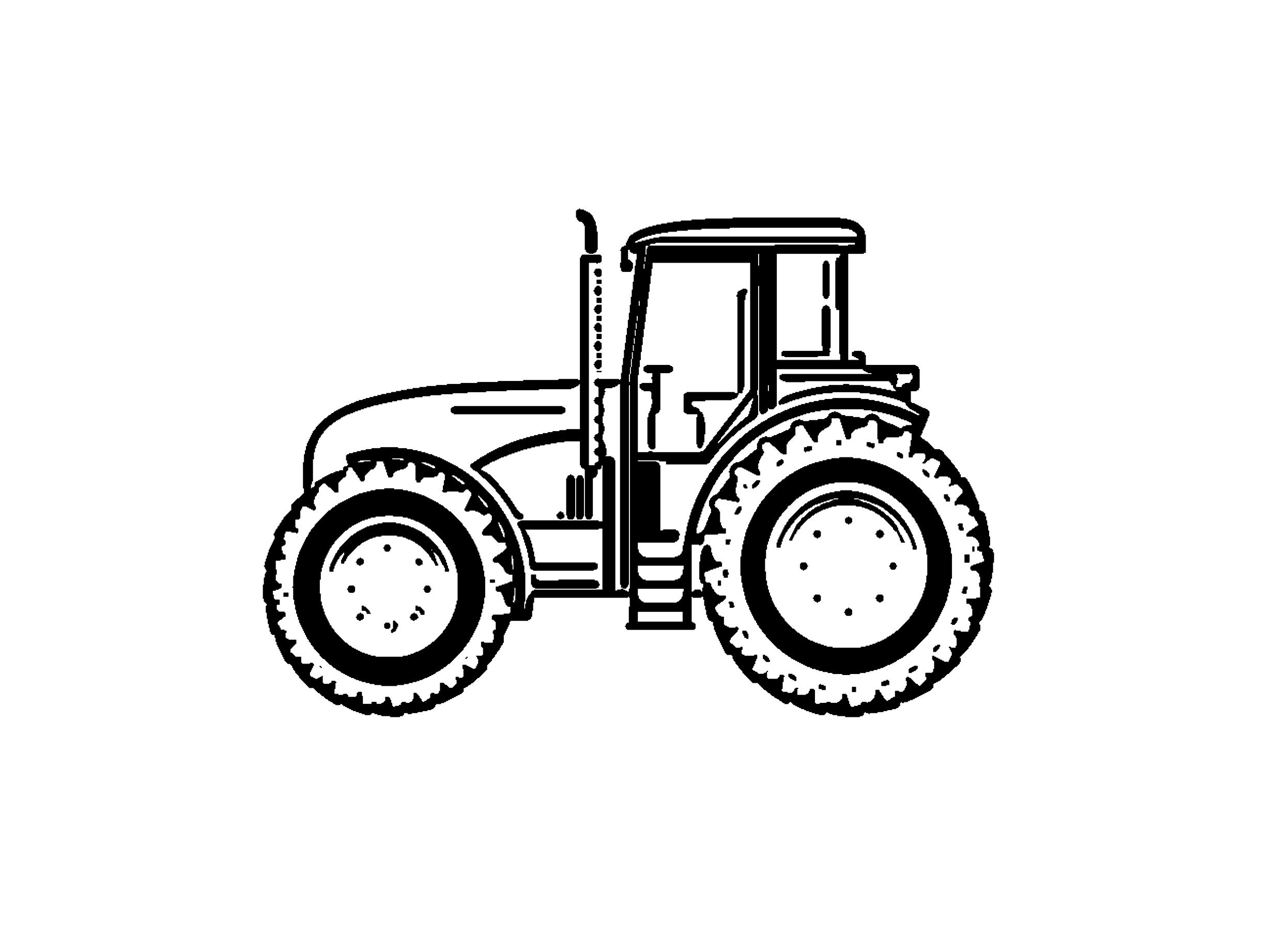 Traktor Ausmalbilder Kostenlos Malvorlagen Windowcolor zum Drucken