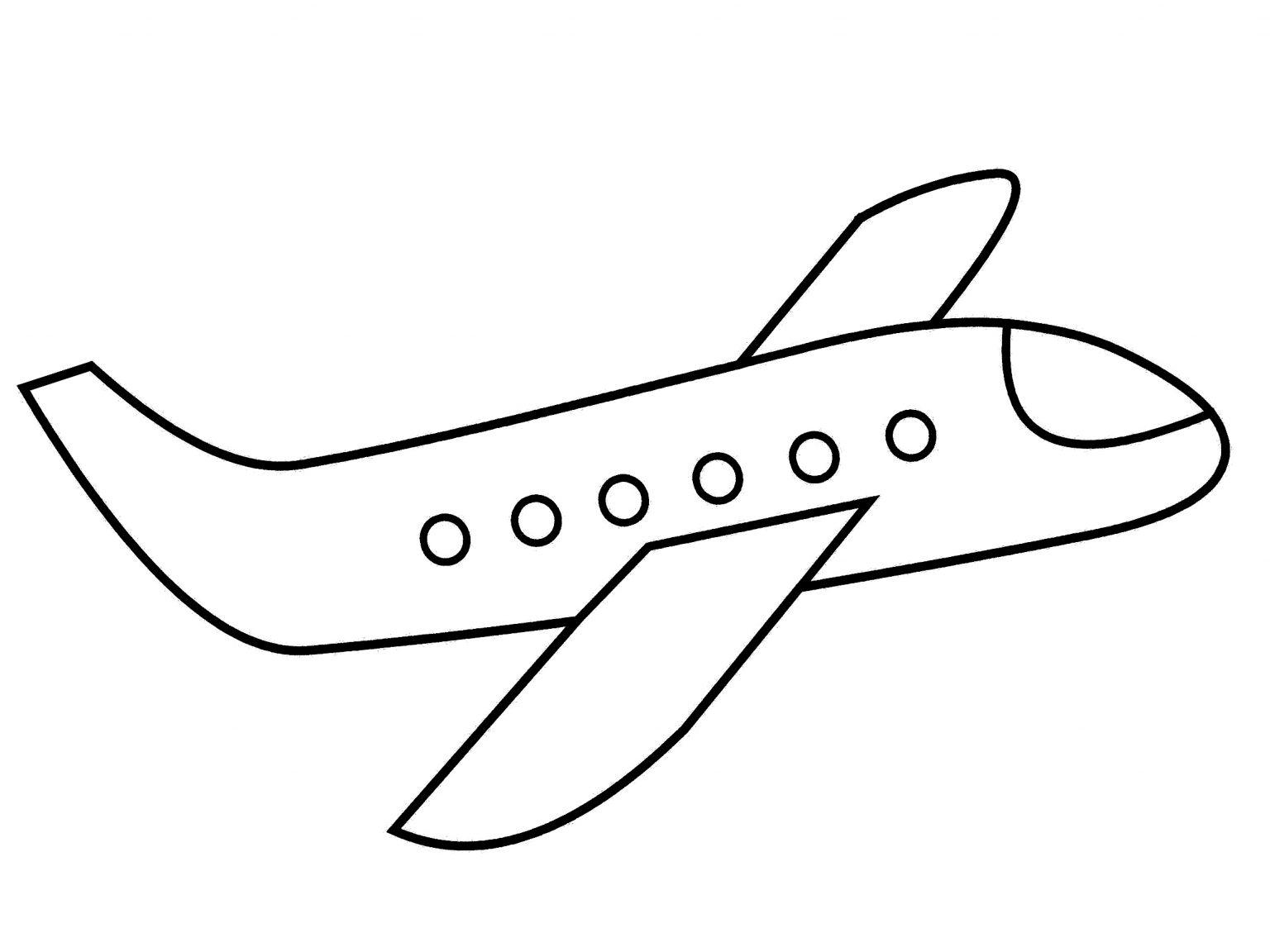 flugzeug ausmalbilder kostenlos malvorlagen windowcolor