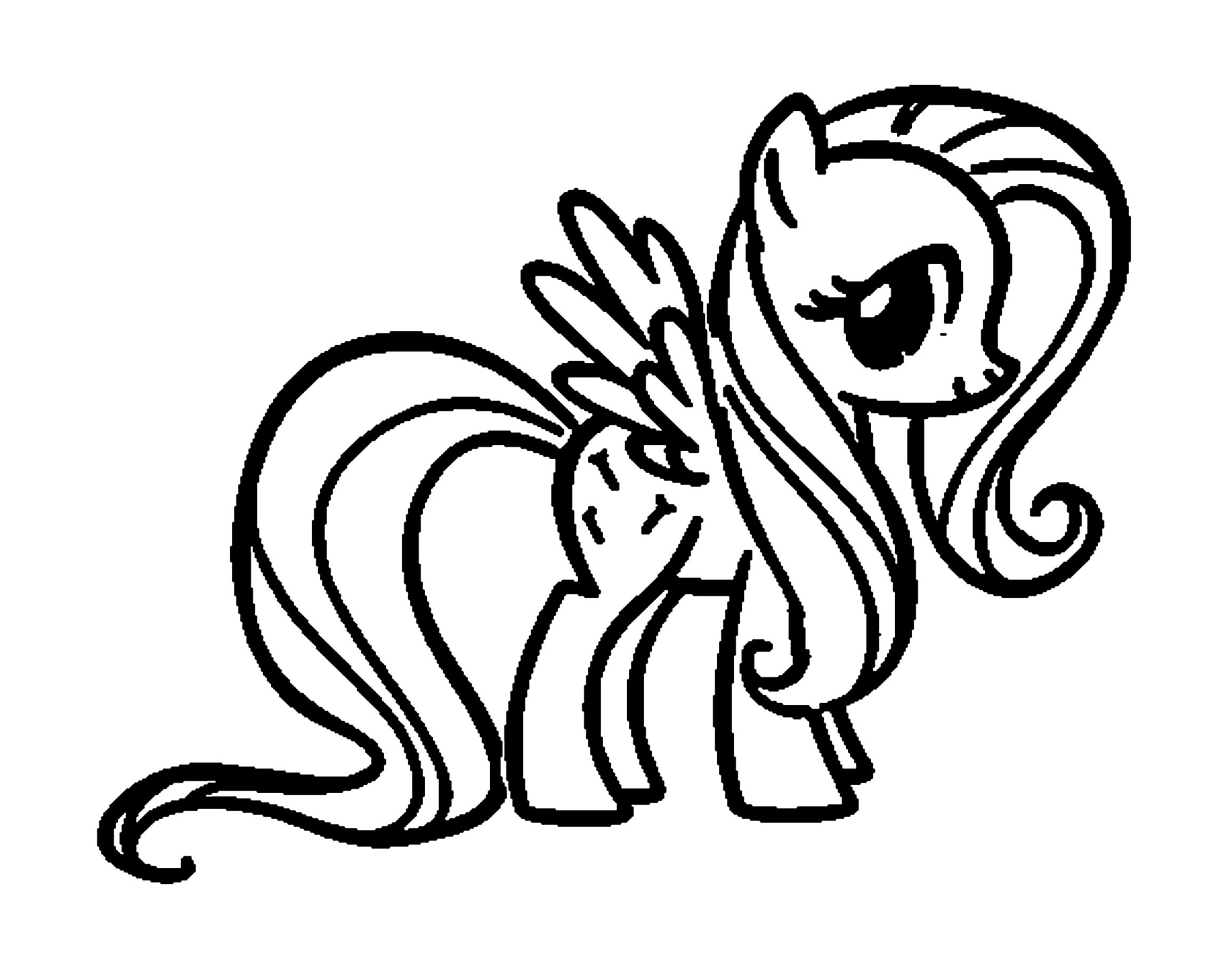 My Little Pony Ausmalbilder Kostenlos Malvorlagen Windowcolor Zum Drucken