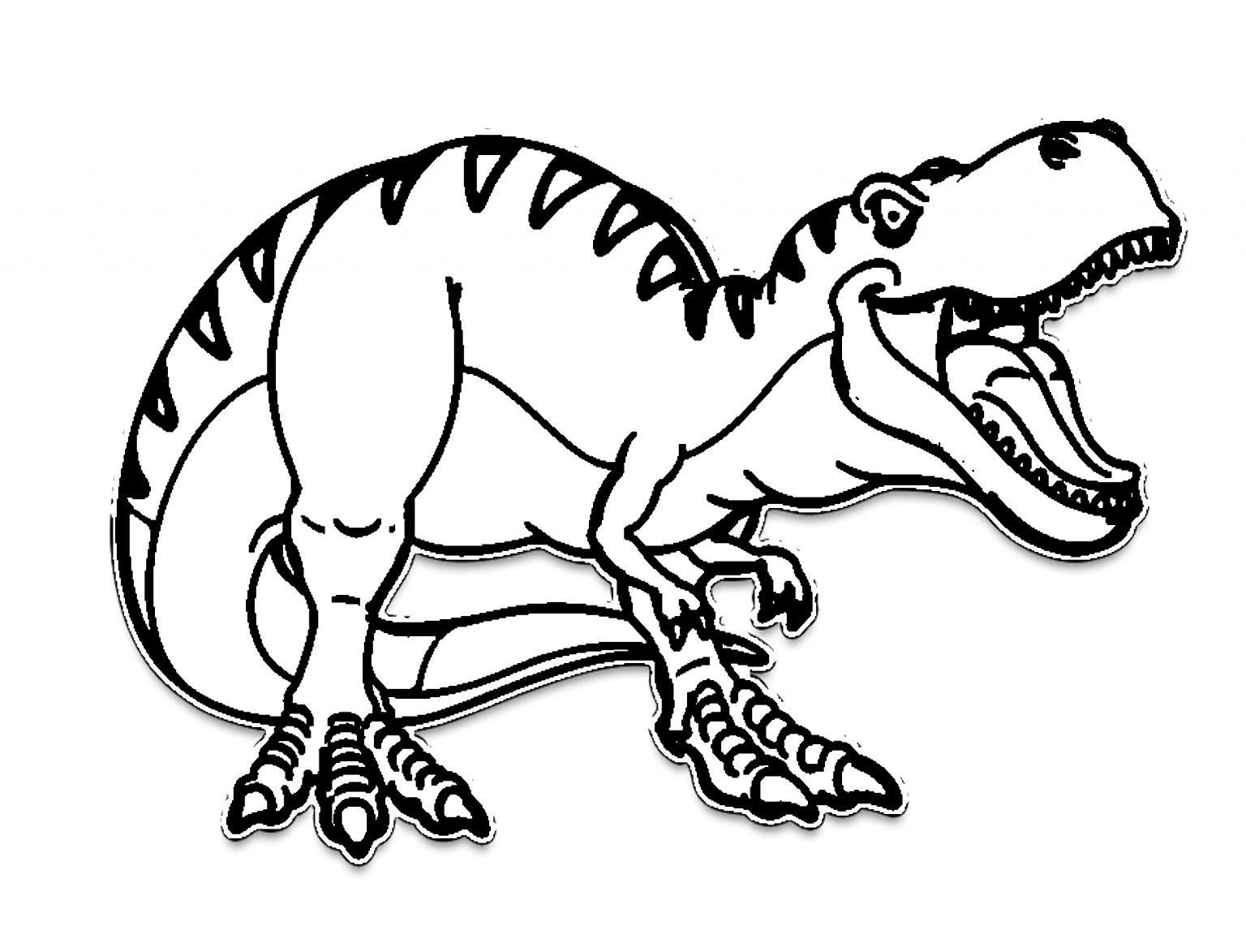 dinosaurier ausmalbilder kostenlos malvorlagen windowcolor