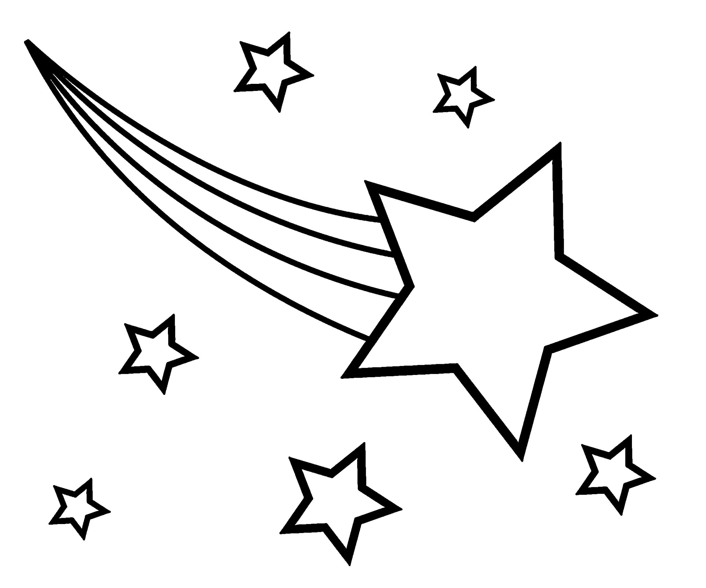 Stern Ausmalbilder Kostenlos Malvorlagen Windowcolor zum Drucken