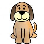 Köpek Nasıl Çizilir? Okul Öncesi Kolay Köpek Çizimi – Adım Adım Köpek Çizimi Öğreniyorum
