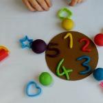 5 Einfache Play-doh Aktivitäten für Vorschulkinder