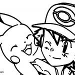 раскраски покемоны пикачу