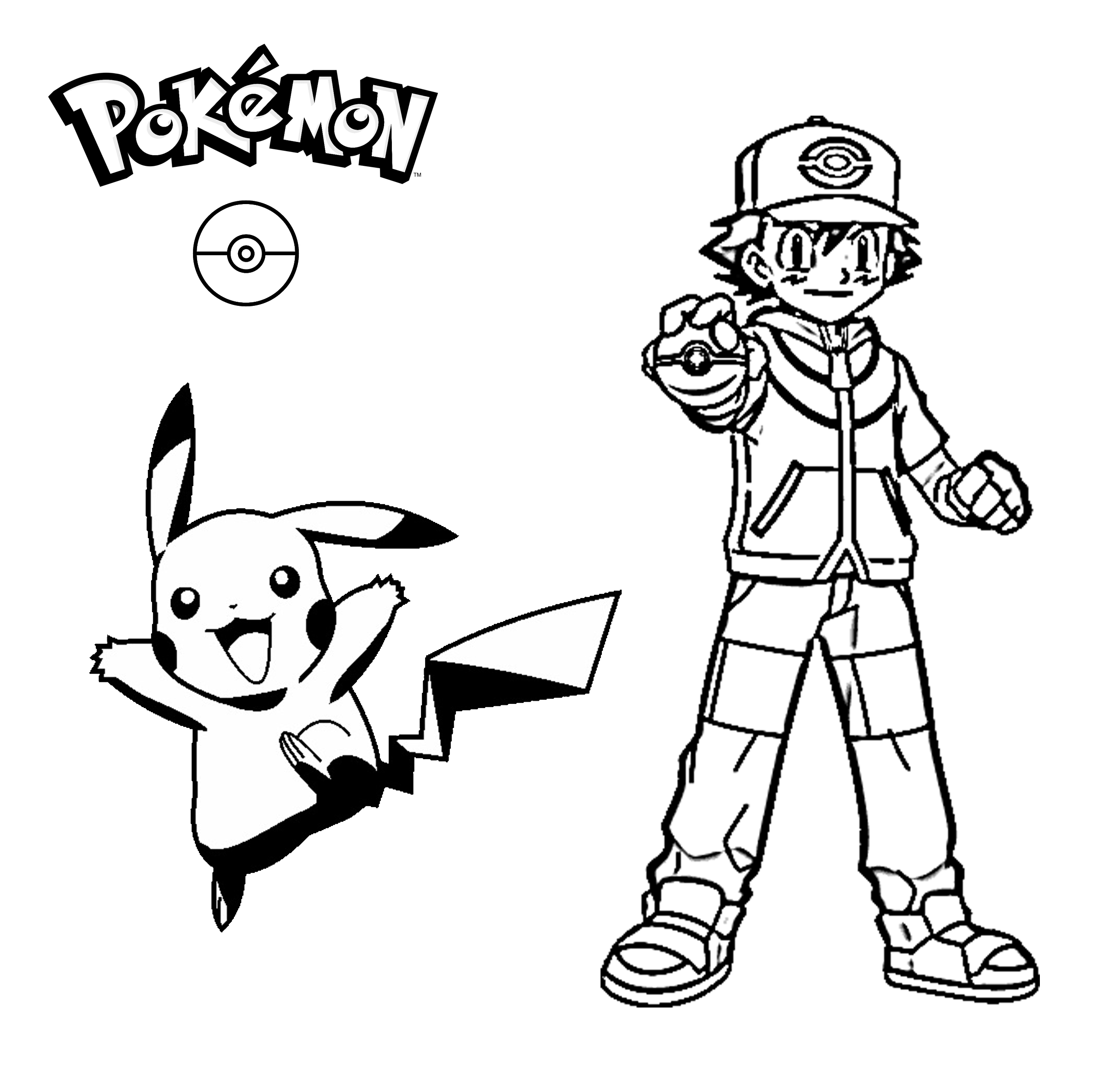 Pokemon GO Ausmalbilder Kostenlos Malvorlagen Windowcolor zum Drucken